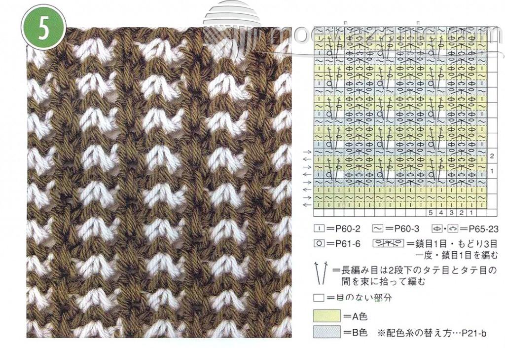 пряжа для тунисского вязания
