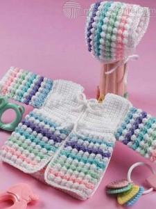 кофточка для малыша